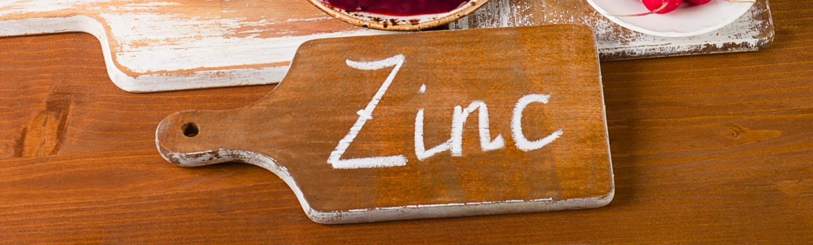zinc plantes et ingredients